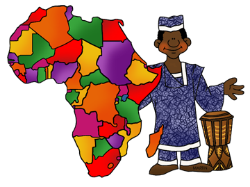 African Countries Map